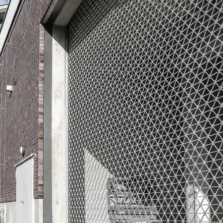 Pintu Otomatis Roller grille
