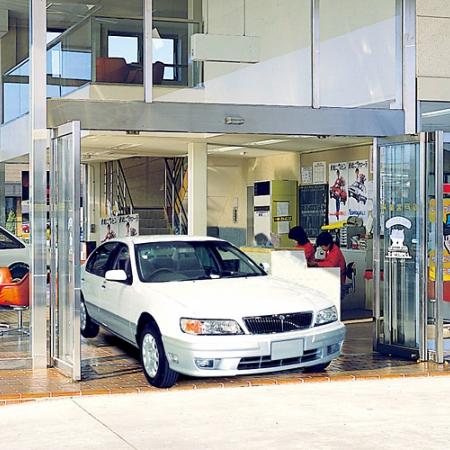 Automatic Door BO-1 Wide-open Door Operator
