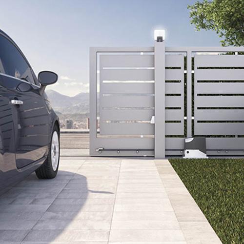 Palang Pintu Otomatis